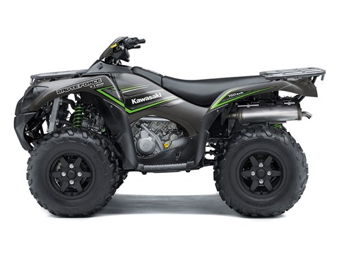2017 Kawasaki Brute Force 750 4x4i EPS in Middletown, New Jersey