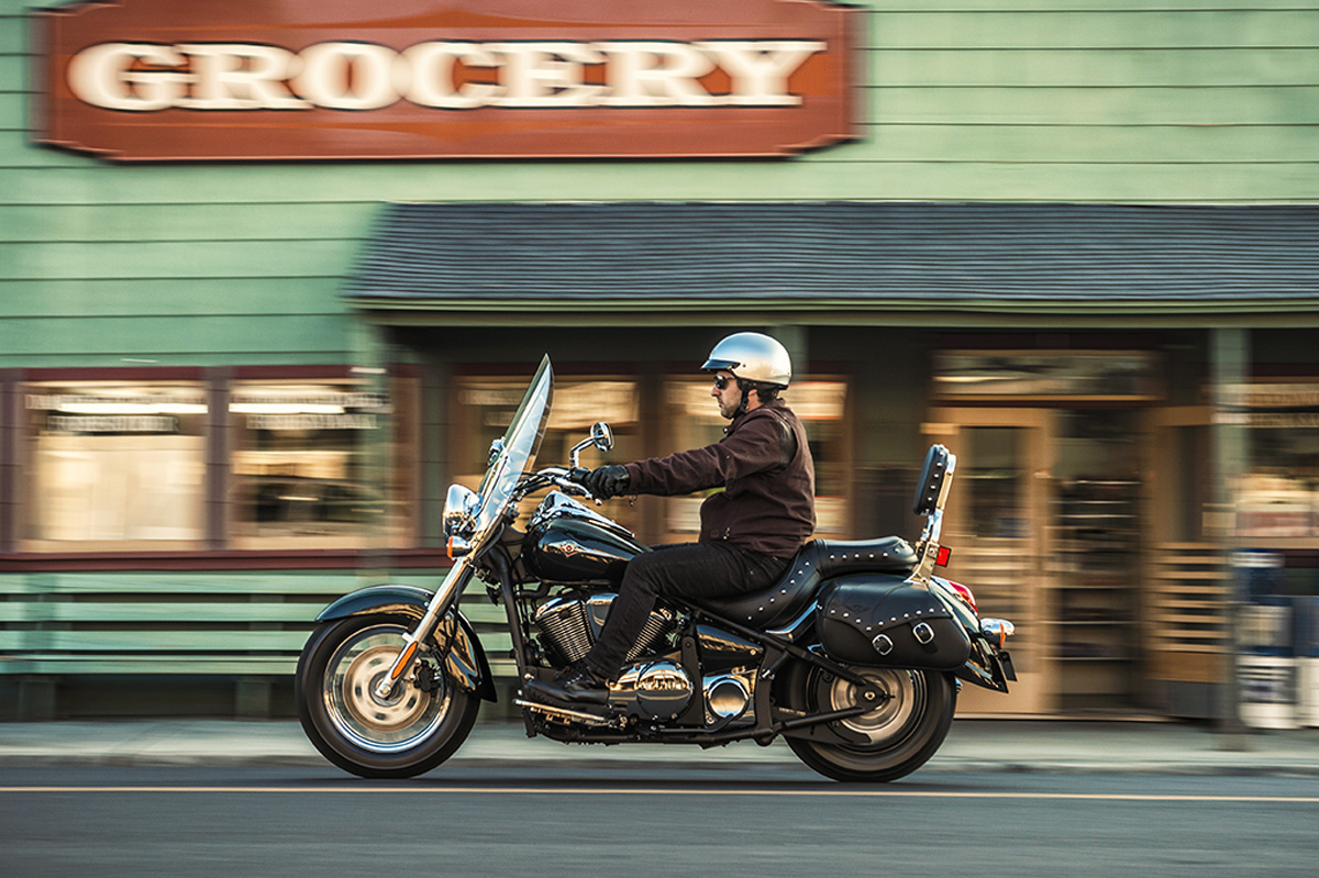 2017 Kawasaki Vulcan 900 Classic LT in Traverse City, Michigan