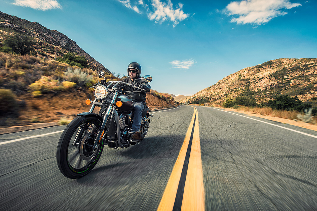 2017 Kawasaki Vulcan 900 Custom in Flagstaff, Arizona
