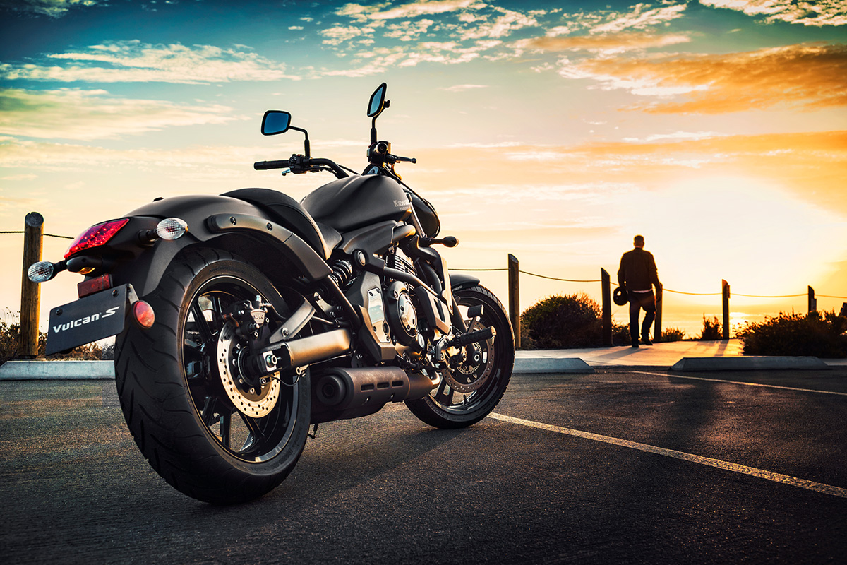 2017 Kawasaki Vulcan S ABS in Hollister, California
