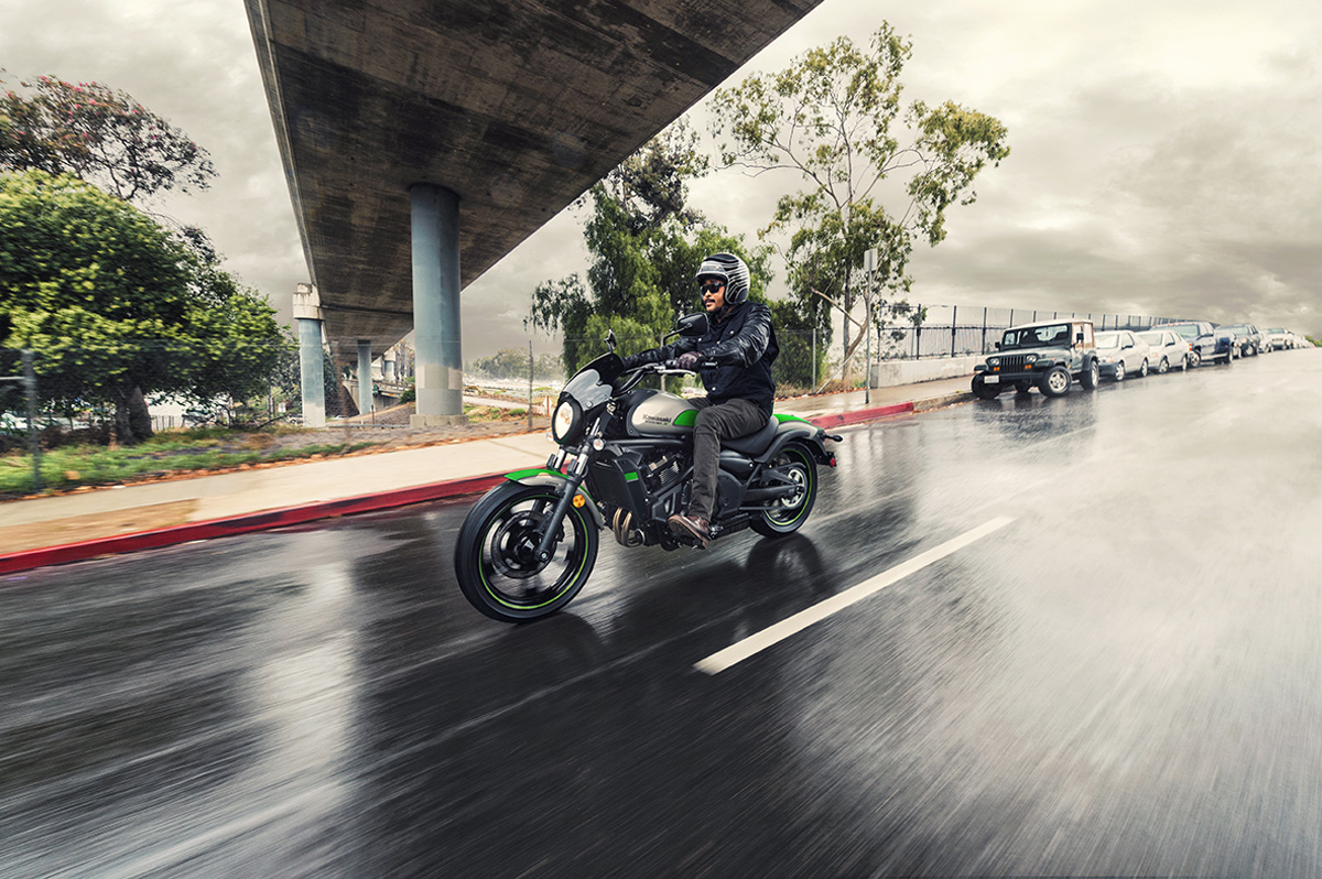 2017 Kawasaki Vulcan S ABS CAFÉ in Bremerton, Washington