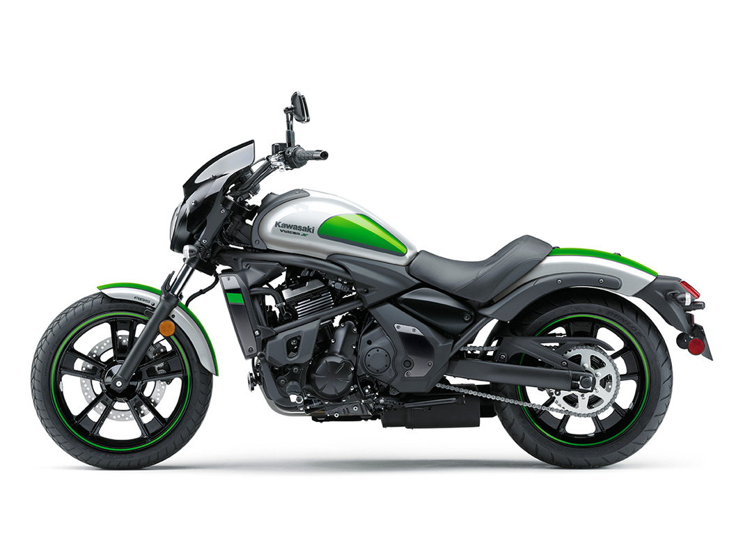 2017 Kawasaki Vulcan S ABS CAFÉ in Bellevue, Washington