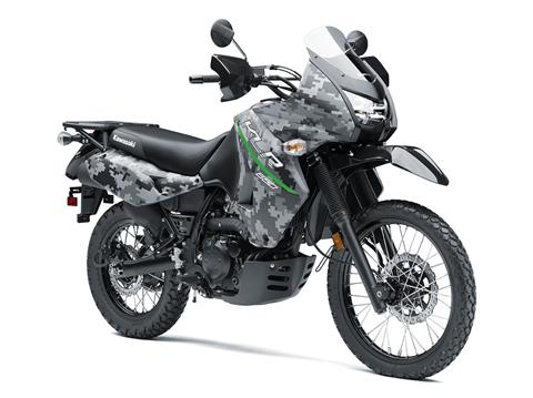 2017 Kawasaki KLR650 in Huntington, West Virginia