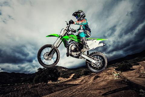 2017 Kawasaki KX100 in New York, New York