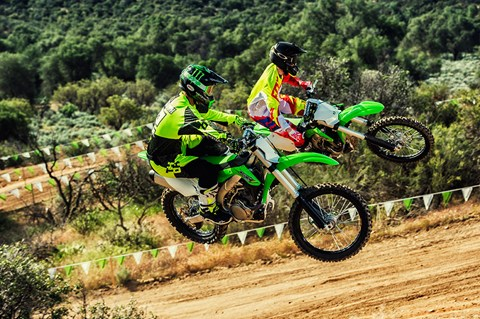 2017 Kawasaki KX450F in Cookeville, Tennessee