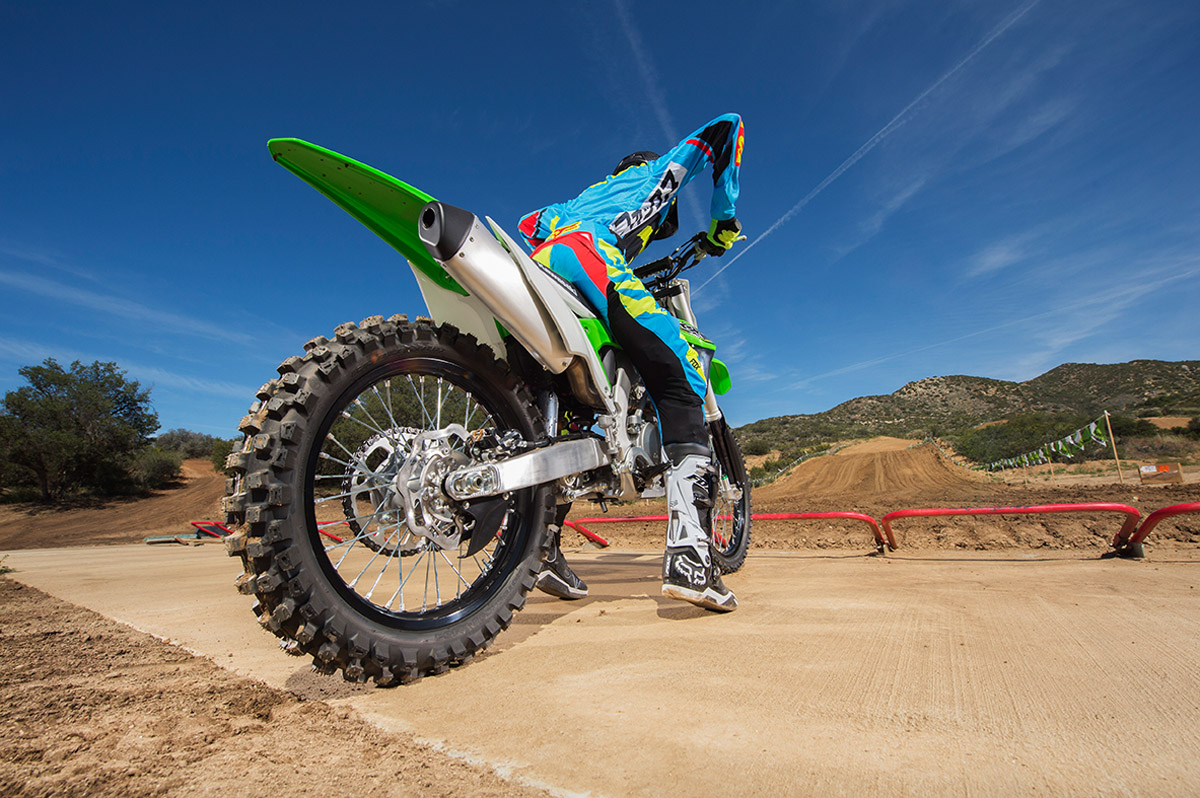 2017 Kawasaki KX450F in Phoenix, Arizona