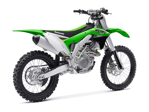 2017 Kawasaki KX450F in Weirton, West Virginia