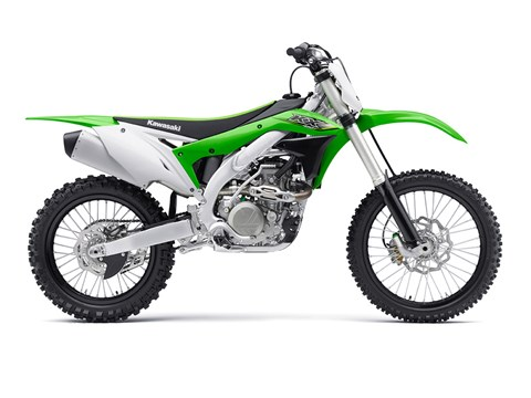 2017 Kawasaki KX450F in Bremerton, Washington