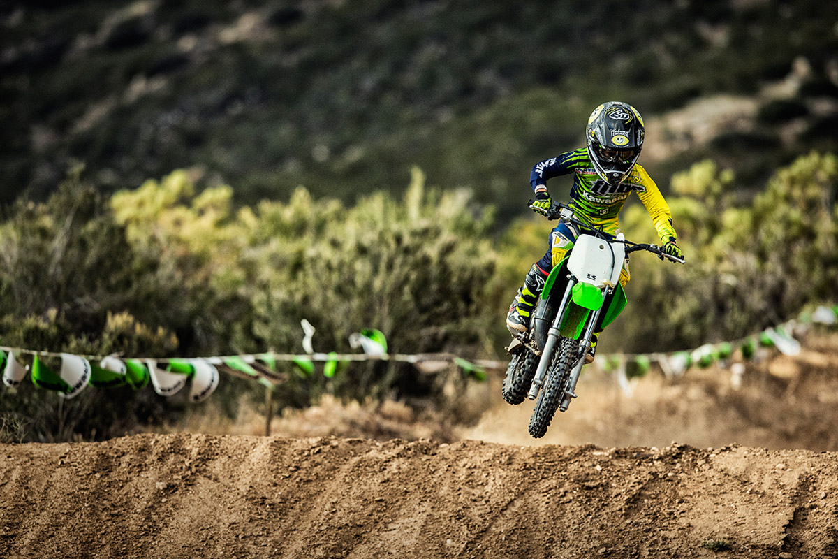 2017 Kawasaki KX65 in Phoenix, Arizona