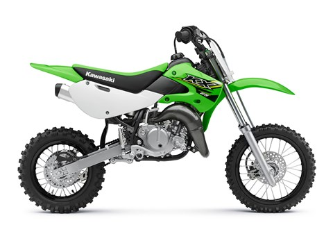 2017 Kawasaki KX65 in Johnstown, Pennsylvania
