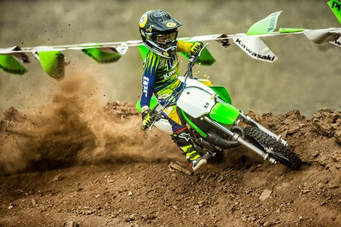2017 Kawasaki KX65 in Fontana, California