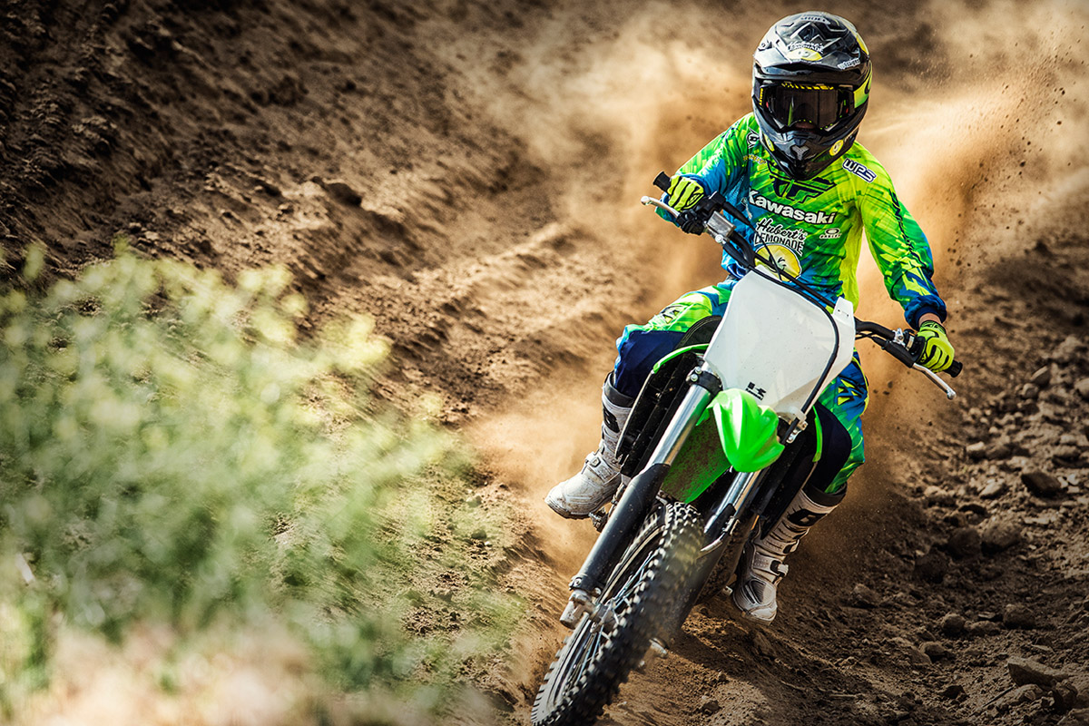 2017 Kawasaki KX85 in Orange, California