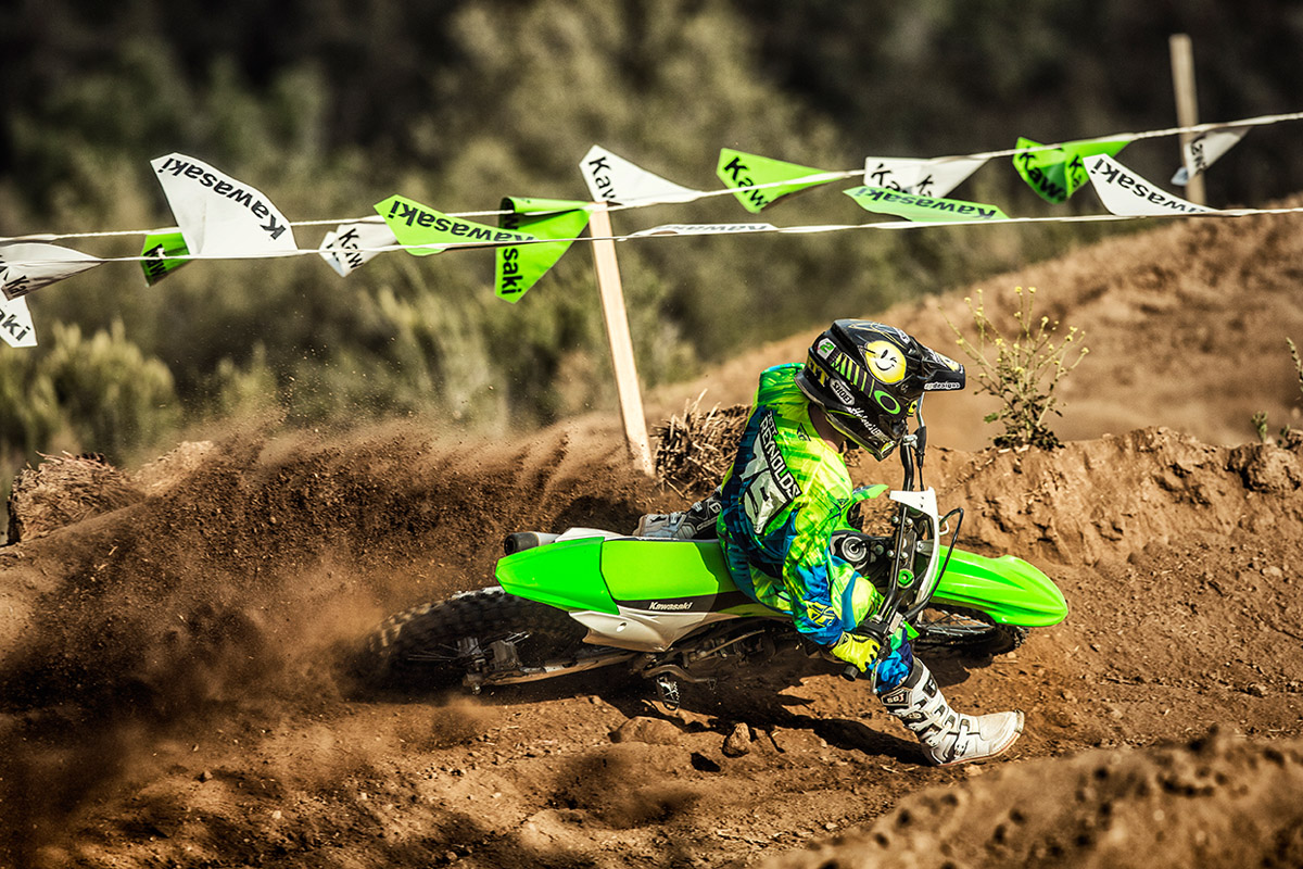 2017 Kawasaki KX85 in Northampton, Massachusetts
