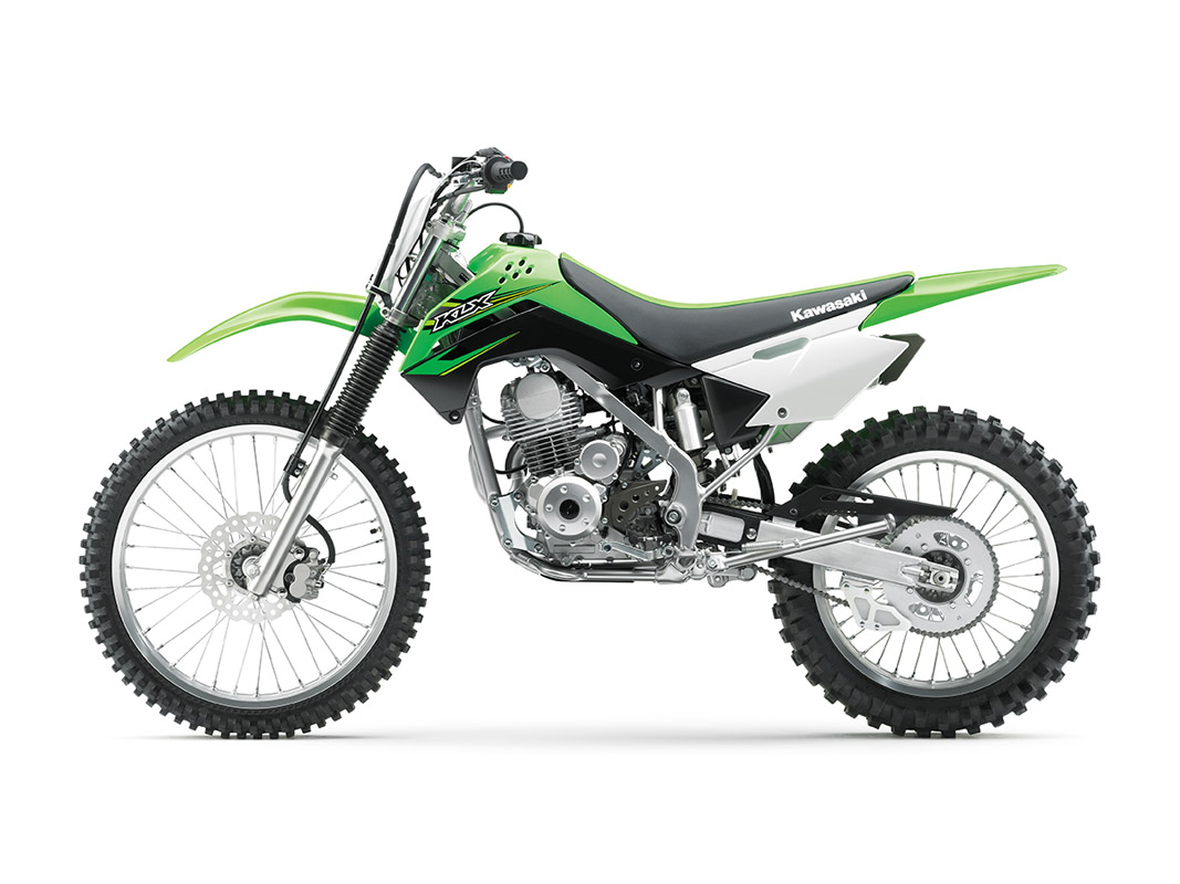 2017 Kawasaki KLX140G in Mount Pleasant, Michigan
