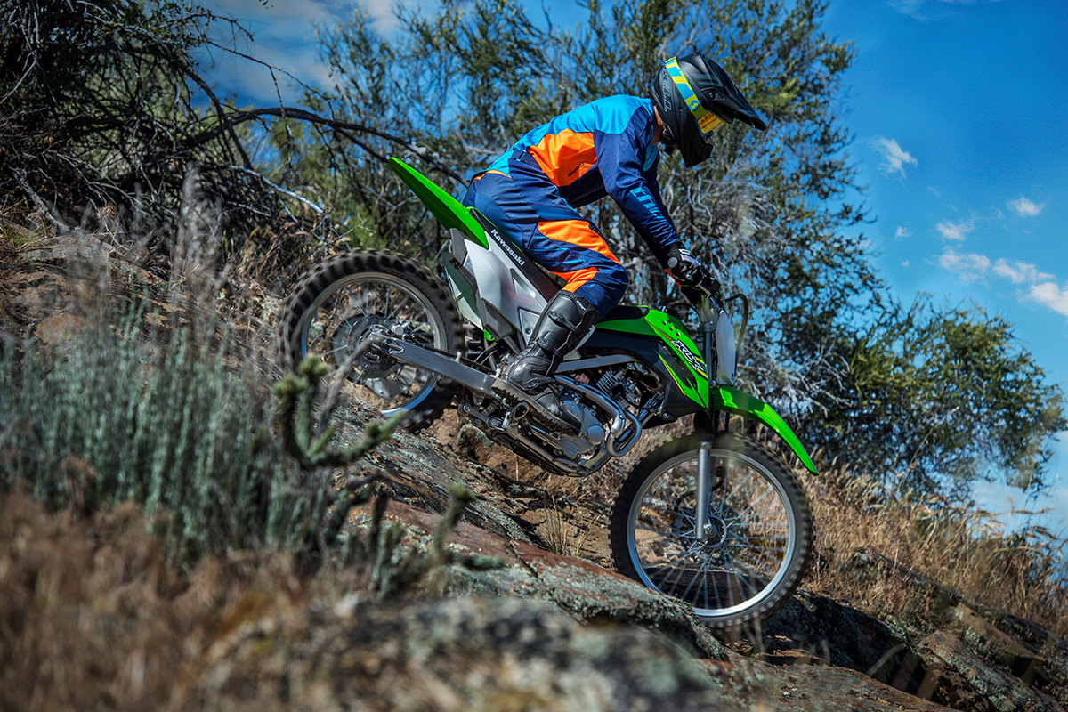 2017 Kawasaki KLX140G in Phoenix, Arizona