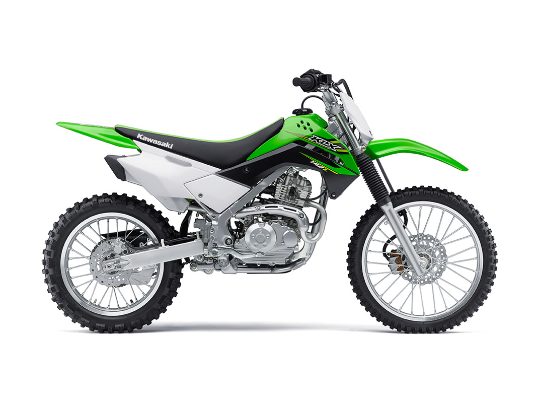 2017 Kawasaki KLX140L in Bremerton, Washington