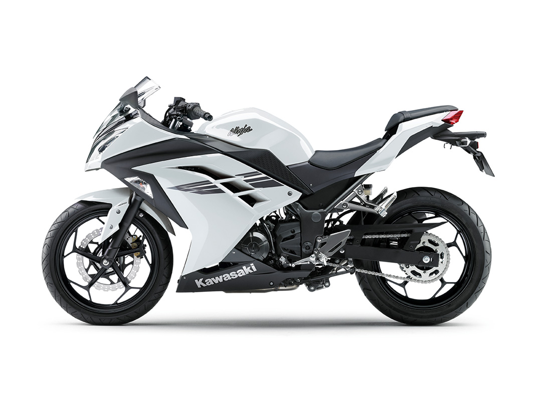 2017 Kawasaki Ninja300 in Johnson City, Tennessee