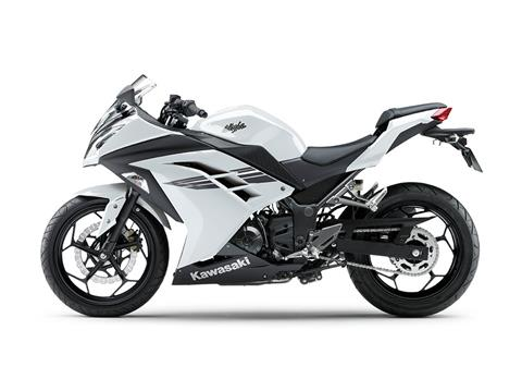 2017 Kawasaki Ninja300 in Fort Pierce, Florida