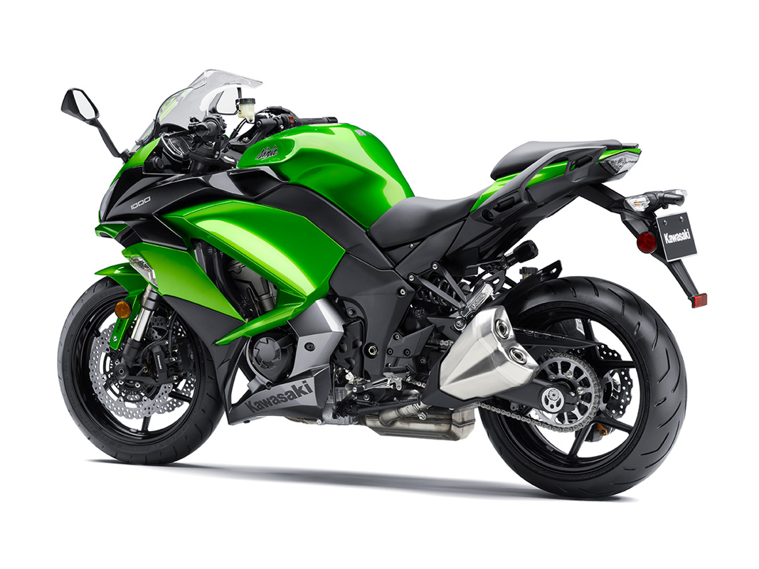 2017 Kawasaki NINJA 1000 ABS in Merced, California