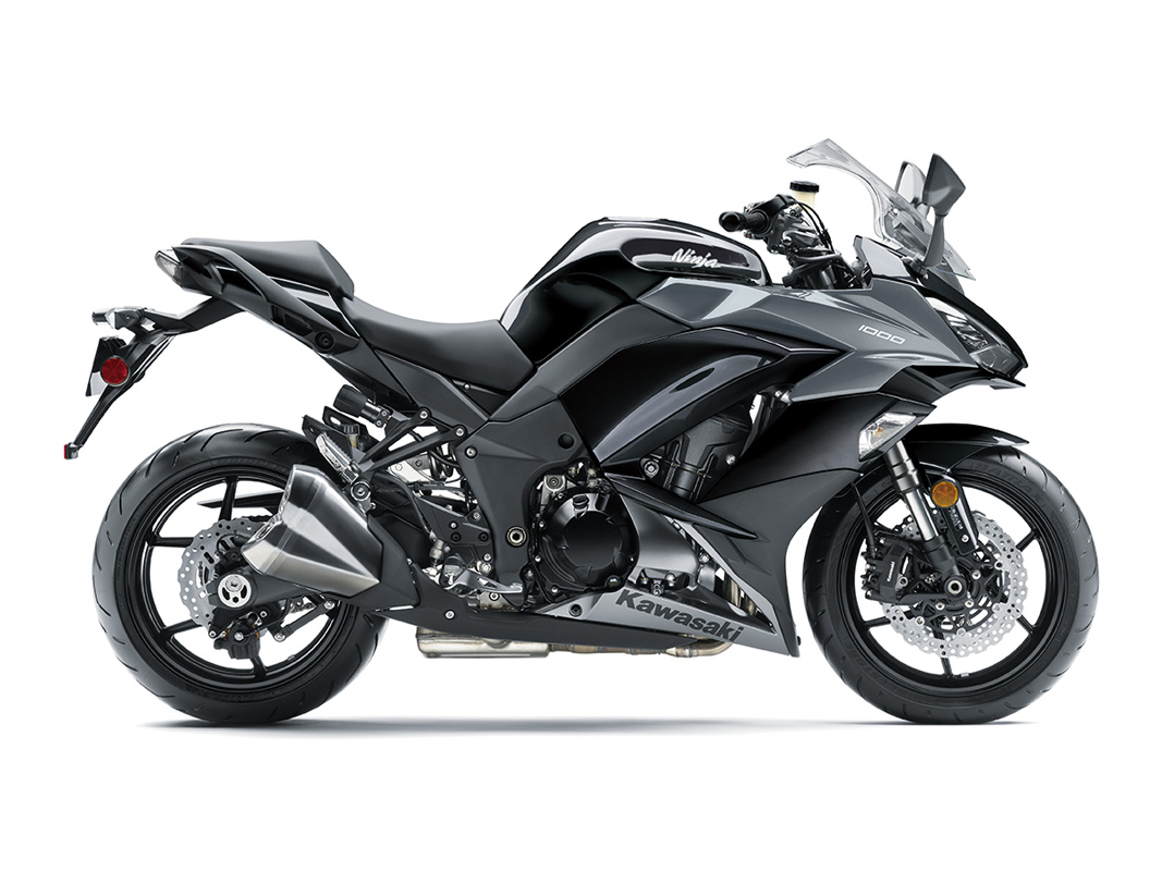 2017 Kawasaki NINJA 1000 ABS in Clearwater, Florida