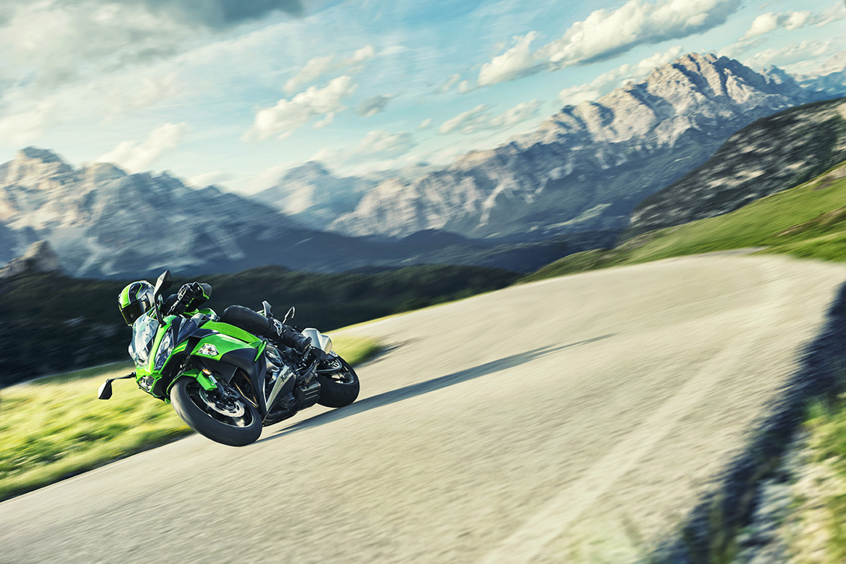 2017 Kawasaki NINJA 1000 ABS in Santa Fe, New Mexico