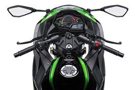 2017 Kawasaki NINJA 300 ABS KRT EDITION in Hicksville, New York