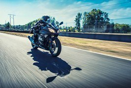 2017 Kawasaki Ninja 300 ABS Winter Test Edition in Cookeville, Tennessee