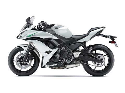 2017 Kawasaki Ninja 650 ABS in Colorado Springs, Colorado