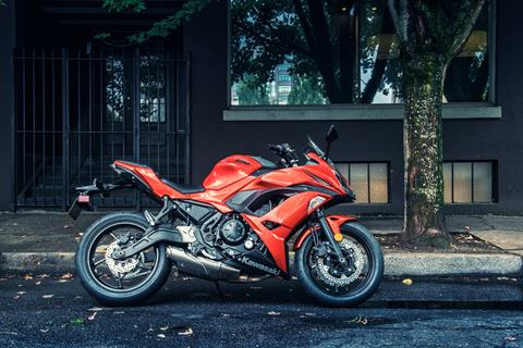 2017 Kawasaki Ninja 650 ABS in Orange, California
