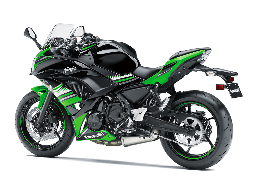 2017 Kawasaki Ninja 650 ABS KRT Edition in Colorado Springs, Colorado