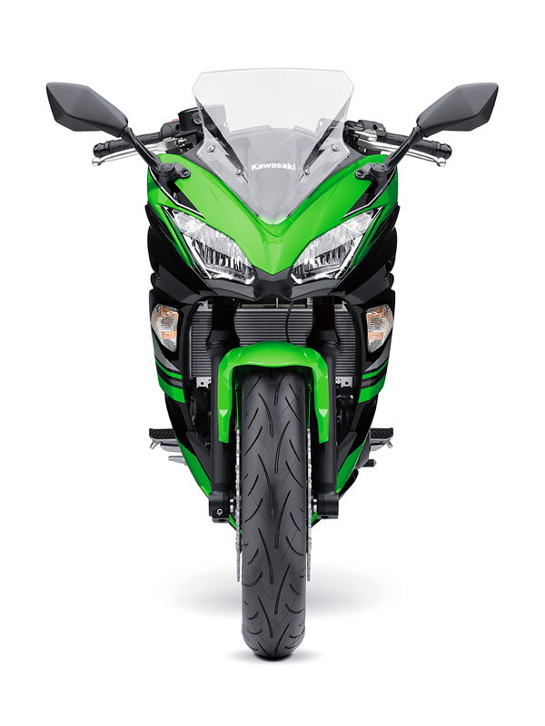 2017 Kawasaki Ninja 650 ABS KRT Edition in Stuart, Florida