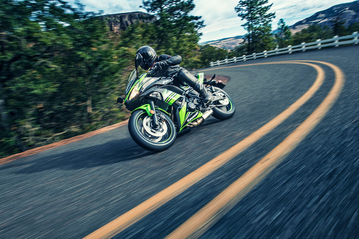 2017 Kawasaki Ninja 650 ABS KRT Edition in Philadelphia, Pennsylvania