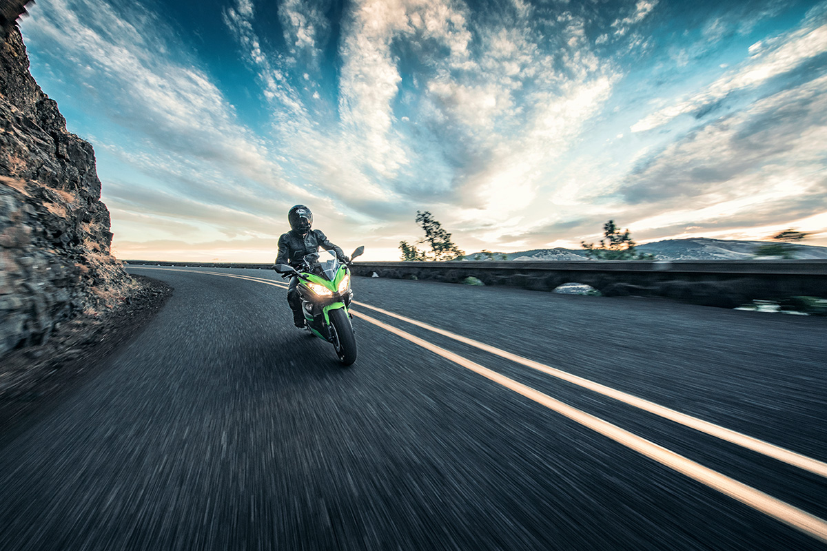 2017 Kawasaki Ninja 650 ABS KRT Edition in Gonzales, Louisiana