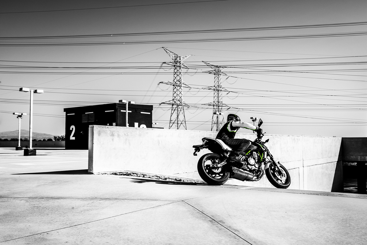 2017 Kawasaki Z650 in Phoenix, Arizona