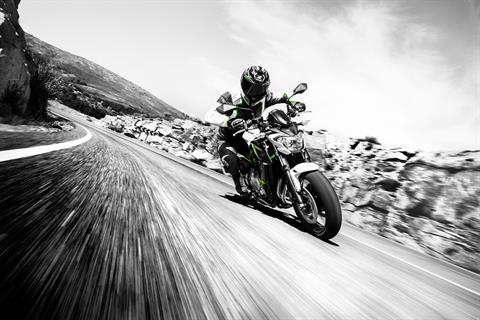 2017 Kawasaki Z650 ABS in Hollister, California