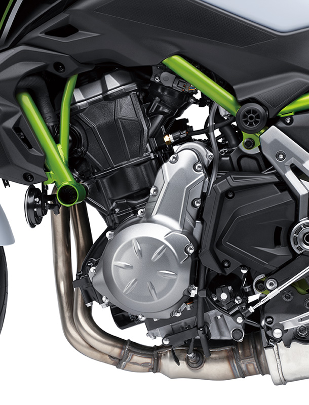2017 Kawasaki Z650 ABS in Conroe, Texas