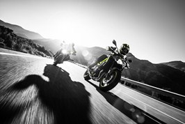2017 Kawasaki Z900 in Corona, California