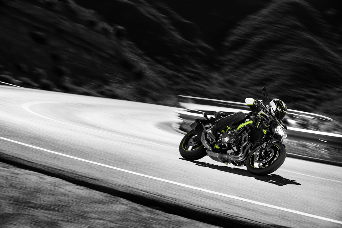 2017 Kawasaki Z900 ABS in Johnstown, Pennsylvania