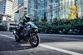 2017 Kawasaki NINJA H2 in Massillon, Ohio