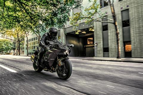 2017 Kawasaki NINJA H2 Carbon in Asheville, North Carolina