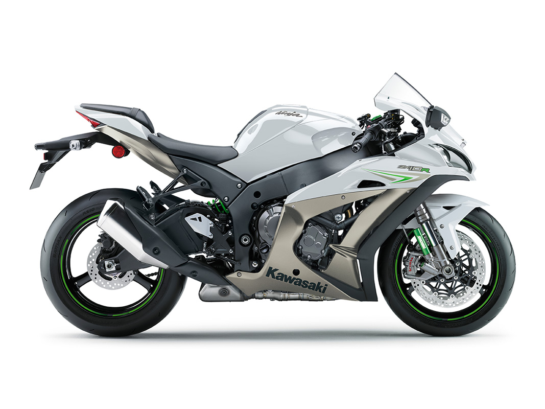 2017 Kawasaki NINJA ZX-10R ABS in New Castle, Pennsylvania
