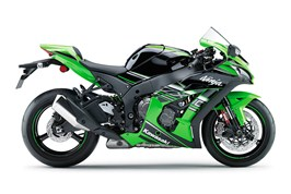 2017 Kawasaki NINJA ZX-10R ABS KRT EDITION* in Philadelphia, Pennsylvania