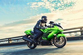 2017 Kawasaki NINJA ZX-14R ABS SE in Ashland, Kentucky