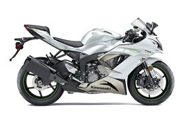 2017 Kawasaki NINJA ZX-6R in Middletown, New York