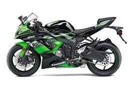 2017 Kawasaki NINJA ZX-6R ABS KRT EDITION* in Elyria, Ohio