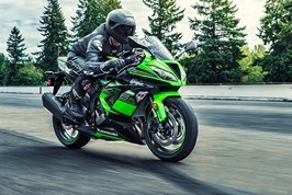 2017 Kawasaki NINJA ZX-6R ABS KRT EDITION* in Cookeville, Tennessee