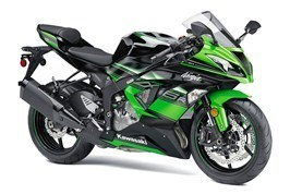 2017 Kawasaki NINJA ZX-6R KRT EDITION* in Highland, Illinois