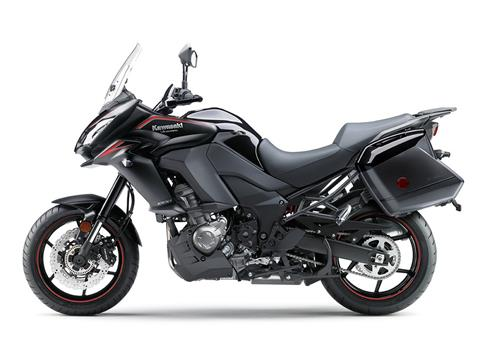2017 Kawasaki Versys 1000 LT in Highland, Illinois