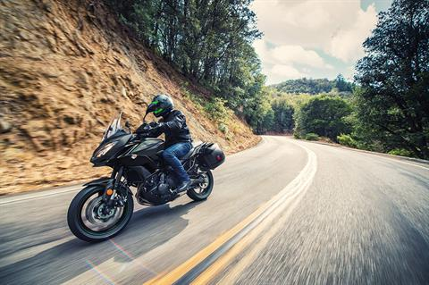 2017 Kawasaki VERSYS 650 LT in Ukiah, California