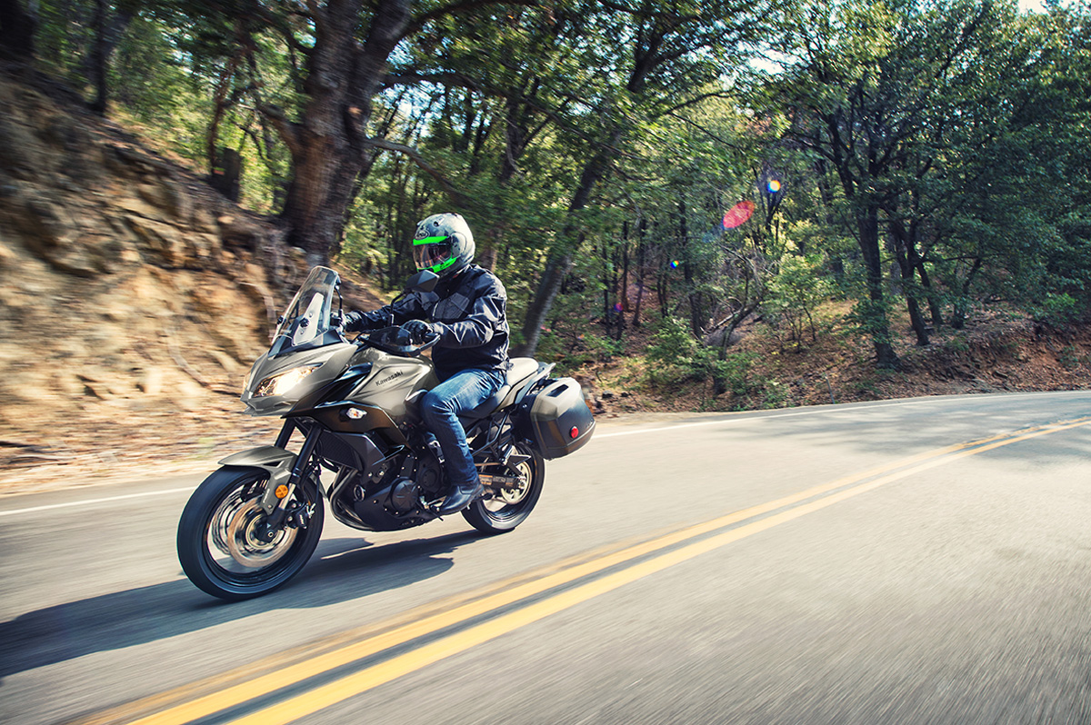 2017 Kawasaki VERSYS 650 LT in Middletown, New Jersey